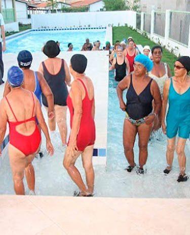 Grupo Meddi realiza atividades gratuitas para idosos no bairro Baraúna