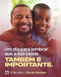 Dia do Homem: cuidado com a saúde não é prioridade para muitos